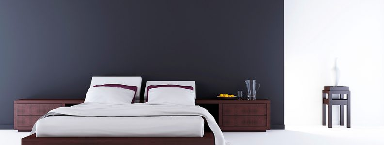 Modern Queen wall bed